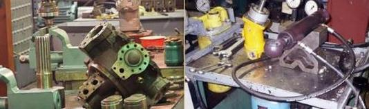 Ремонт гидромоторов и гидронасосов в Омске
